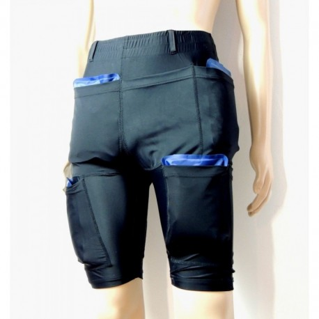 Powerful Sliming Cooling Shorts 4800G