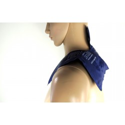 Ice heat pack for neck pain relief